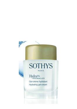 Sothys Hiydra Gel Créme Hydratant