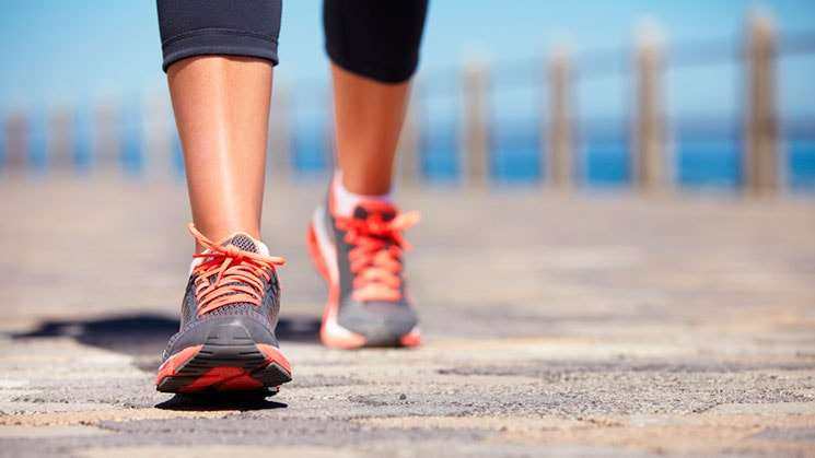 camminata veloce anticellulite