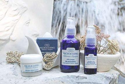 massaggio olistico prodotti naturali